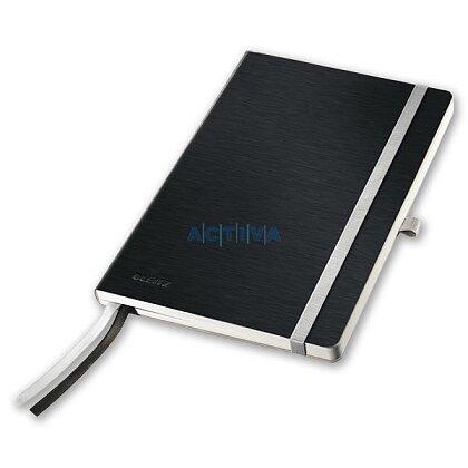 Obrázek produktu Leitz Style - zápisník - A5, černý