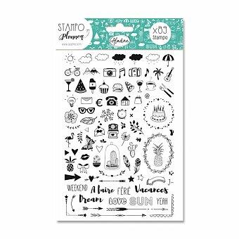 Obrázek produktu Stampo Planner Aladine - Můj diář - 89 ks