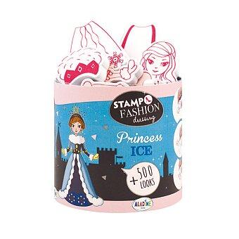 Obrázek produktu Razítka Aladine Stampo Fashion - Severské princezny - 11 razítek