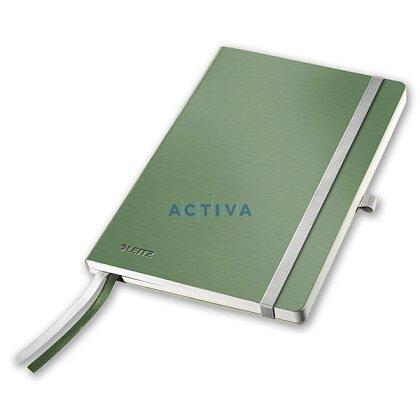 Obrázok produktu Leitz Style - zápisník - A5 (147 x 20 x 212 mm), zelený