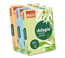Barevný papír Rey Adagio pastelový