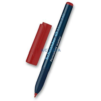 Obrázek produktu Schneider Marker 240 - permanentní popisovač - červený