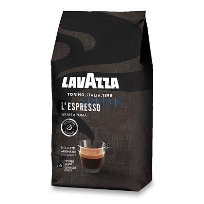 Obrázek produktu Lavazza Gran Aroma Bar - zrnková káva - 1000 g