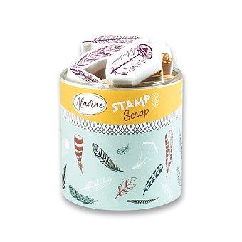 Obrázek produktu Razítka Stampo Scrap - Peříčka