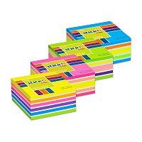 Samolepicí bloček Hopax Stick'n Notes Neon