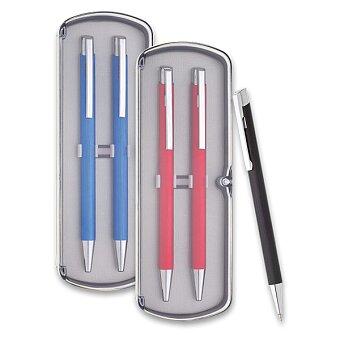 Obrázek produktu Psací souprava Zera - kuličková tužka a mikrotužka, výběr barev