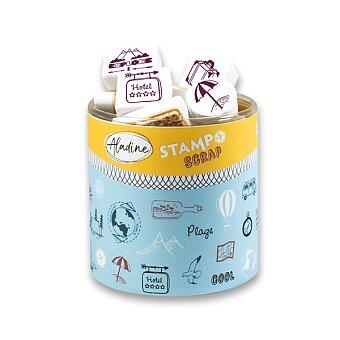 Obrázek produktu Razítka Stampo Scrap - Cestování