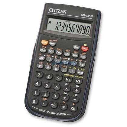 Obrázek produktu Citizen SR-135N - vědecký kalkultáror