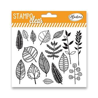 Obrázek produktu Razítka gelová Stampo Clear - Listy