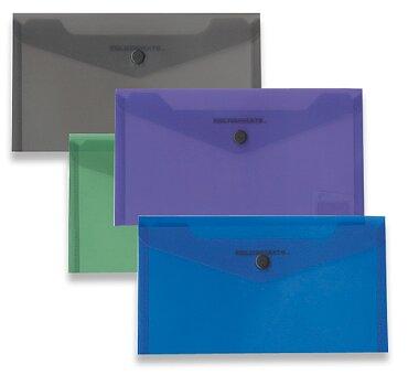 Obrázek produktu Spisovka s drukem Foldermate Carry File - DL, transparentní, výběr barev