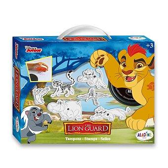 Obrázek produktu Kufřík Aladine Stampo Minos - Lví král - 6 ks