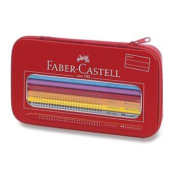Obrázek produktu Pastelky Faber-Castell Grip 2001 - duha, 17 ks