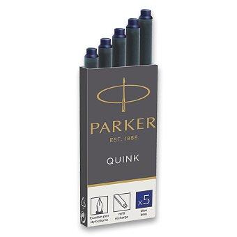 Obrázek produktu Inkoustové bombičky Parker - 5 ks, výběr barev