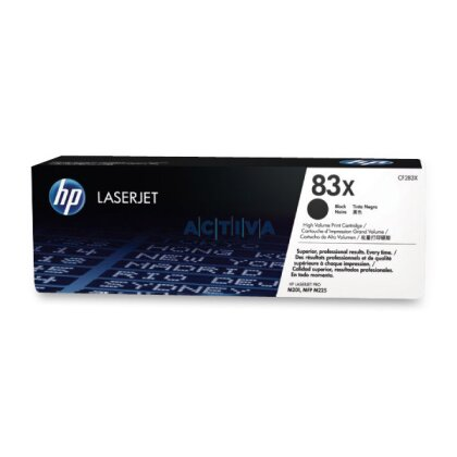 Obrázek produktu HP - toner CF283X pro laserové tiskárny