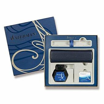 Obrázek produktu Dárková kazeta Waterman s pouzdrem a inkoustem - na 1 pero