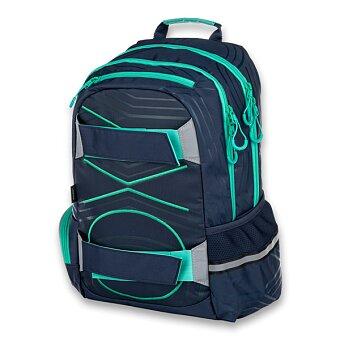 Obrázek produktu Studentský batoh OXY Sport Pastel Line - Green