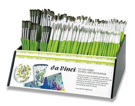Obrázek produktu Štětec da Vinci - stojánek, 228 kusů
