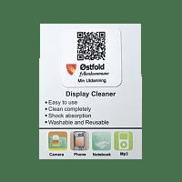 Samolepicí čistítka s logem vaší firmy