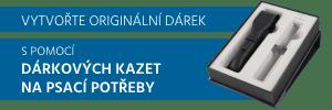 Dárkové kazety pro psací potřeby Parker