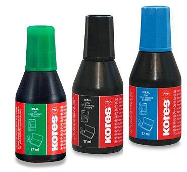Obrázek produktu Razítkovací barva Kores - 28 ml, výběr barev