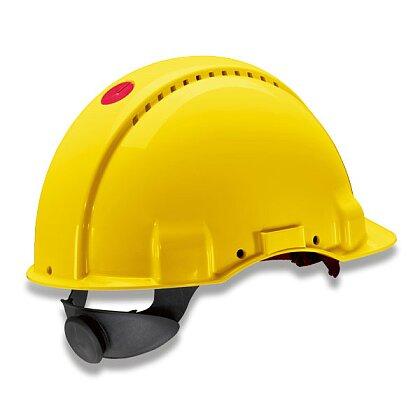 Obrázek produktu 3M Peltor G3000 - ochranná přilba - žlutá