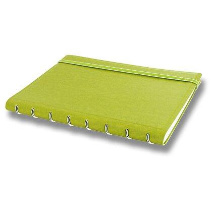 Obrázek produktu Filofax Notebook Classic - kroužkový blok kapesní - limetkový