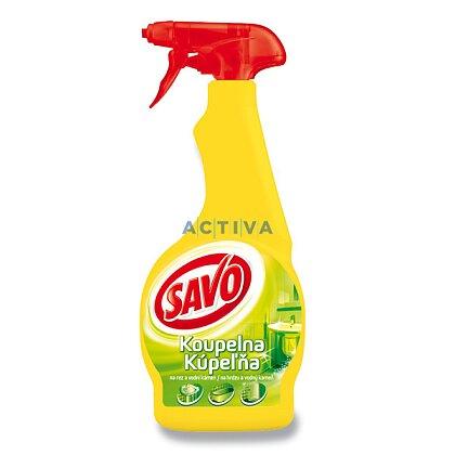 Obrázek produktu Savo Koupelna - čisticí prostředek, 500 ml