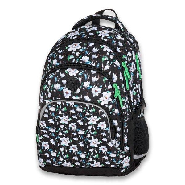 Studentský batoh OXY Scooler - Magnolia