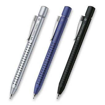 Obrázek produktu Kuličková tužka Faber-Castell Grip 2011 - výběr barev