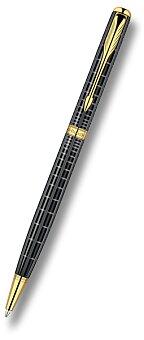 Obrázek produktu Parker Sonnet  Dark Grey Laque G - kuličková tužka Slim
