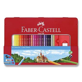 Obrázek produktu Pastelky Faber-Castell - 48 barev + příslušenství