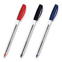 Jednorázová kuličková tužka Faber Castell Trilux 032