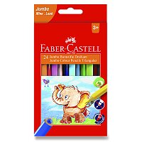 Pastelky Faber-Castell  Extra Jumbo