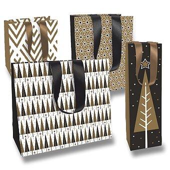Obrázek produktu Dárková taška Christmas Chic - různé rozměry
