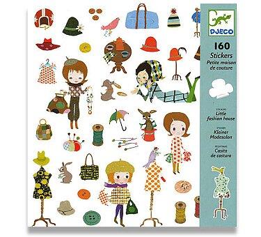 Obrázek produktu Samolepky Djeco - Modní show