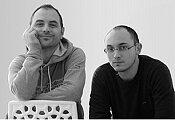 Foto designéra Paolo Lucidi & Luca Pevere