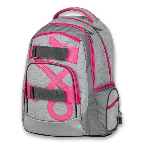 Školní batoh OXY Style Mini Pink