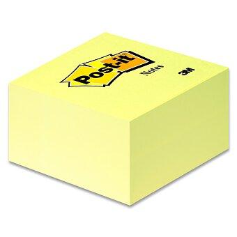 Obrázek produktu Samolepicí bloček 3M Post-it 636B - 76 × 76 mm, 450 l., žlutý