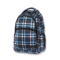Školní batoh Walker Base Classic Cross Blue