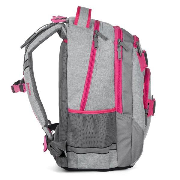 Školní batoh OXY Style Mini - pohled z boku