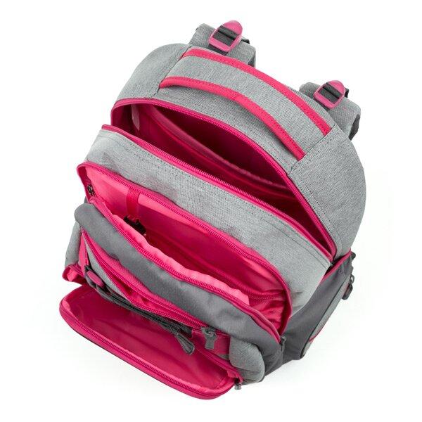 Školní batoh OXY Style Mini pohled ze shora
