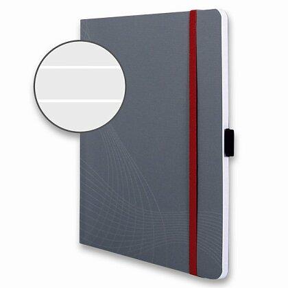 Obrázok produktu Avery Zweckform Notizio - poznámkový blok - A5, 80 l., linajkový