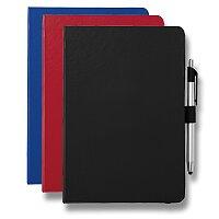 Crown - papírový zápisník, výběr barev