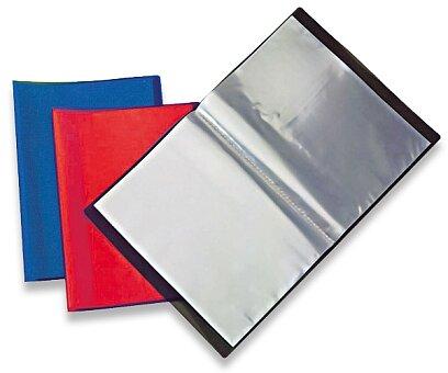 Obrázek produktu Prezentační katalogová kniha Foldermate Display Book - A4, 40 folií, výběr barev