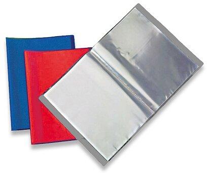 Obrázek produktu Prezentační katalogová kniha Foldermate Display Book - A4, 10 folií, výběr barev