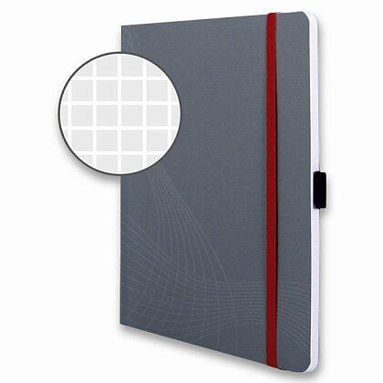 Obrázok produktu Avery Zweckform Notizio - poznámkový blok - A5, 80 l., štvorčekový