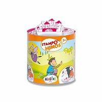Razítka Aladine Stampo Minos - Pohádkový svět