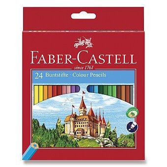 Obrázek produktu Pastelky Faber-Castell - 24 barev