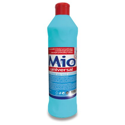 Obrázek produktu Mio universal - čisticí prostředek s možností použití na ruce, 600 g