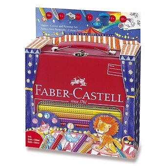 Obrázek produktu Pastelky Faber-Castell Jumbo Grip - cirkus, 19 ks
